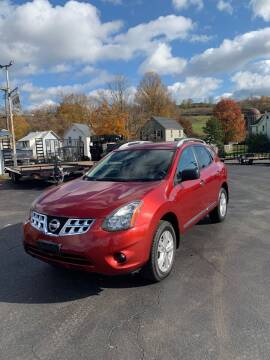 2015 Nissan Rogue Select for sale at WXM Auto in Cortland NY