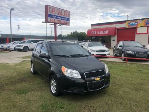 2009 Chevrolet Aveo for sale at Car Gallery in Oklahoma City OK