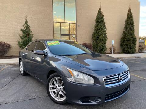 2013 Nissan Maxima for sale at TDI AUTO SALES in Boise ID