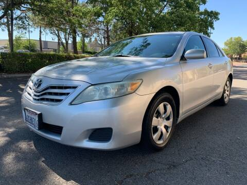 2010 Toyota Camry for sale at 707 Motors in Fairfield CA