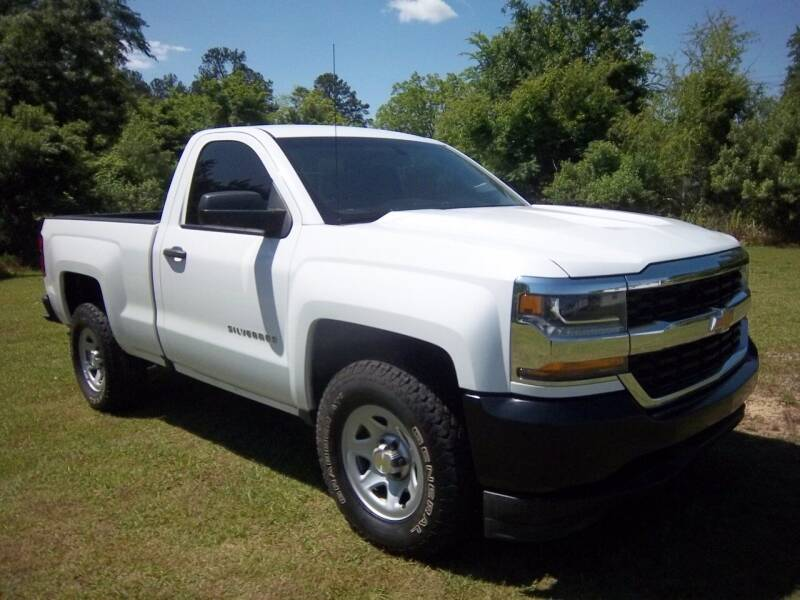 2016 Chevrolet 1500 Silverado 4x4 for sale at Venture Auto Sales Inc in Augusta GA