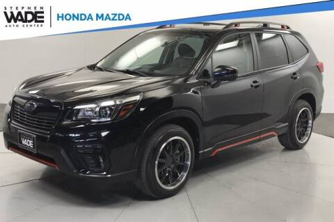 2020 Subaru Forester for sale at Stephen Wade Pre-Owned Supercenter in Saint George UT