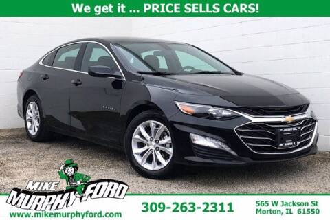 2020 Chevrolet Malibu for sale at Mike Murphy Ford in Morton IL