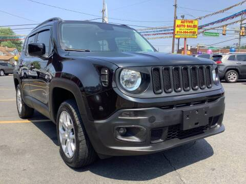 2015 Jeep Renegade for sale at Active Auto Sales in Hatboro PA