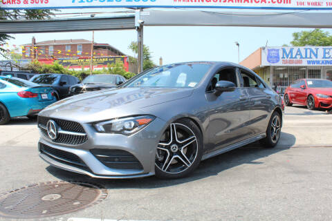 2020 Mercedes-Benz CLA for sale at MIKEY AUTO INC in Hollis NY
