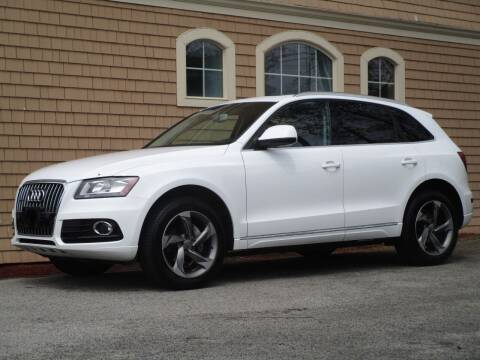 2013 Audi Q5 for sale at Car and Truck Exchange, Inc. in Rowley MA