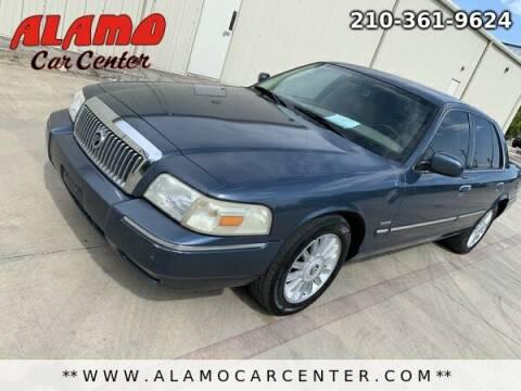 2009 Mercury Grand Marquis for sale at Alamo Car Center in San Antonio TX