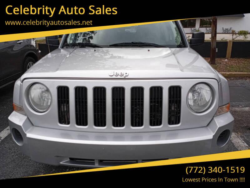 2010 Jeep Patriot for sale at Celebrity Auto Sales in Port Saint Lucie FL