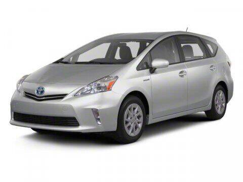 2012 Toyota Prius v for sale at Karplus Warehouse in Pacoima CA