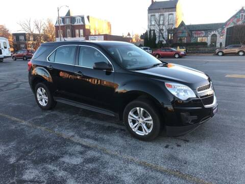2014 Chevrolet Equinox for sale at DC Auto Sales Inc in Saint Louis MO