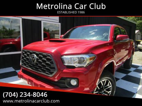 2020 Toyota Tacoma for sale at Metrolina Car Club in Matthews NC