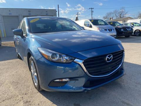 2018 Mazda MAZDA3 for sale at Unique Auto Group in Indianapolis IN