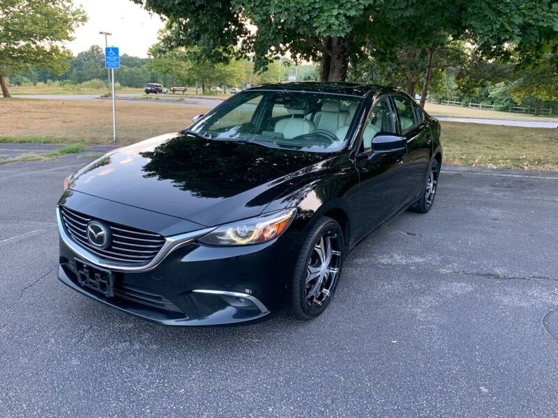 2017 Mazda MAZDA6 for sale at Lux Car Sales in South Easton MA