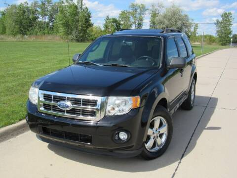 2012 Ford Escape for sale at A & R Auto Sale in Sterling Heights MI