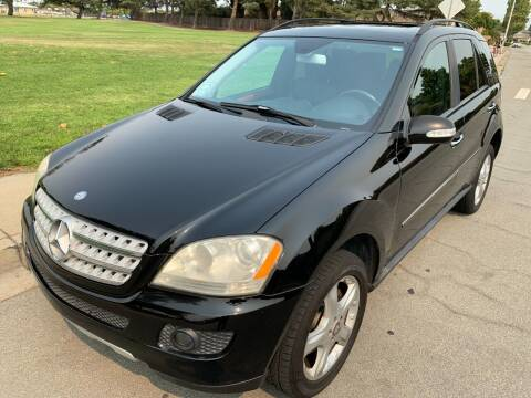 2008 Mercedes-Benz M-Class for sale at Citi Trading LP in Newark CA