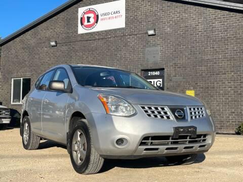 2008 Nissan Rogue for sale at Big Man Motors in Farmington MN