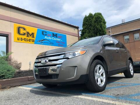2013 Ford Edge for sale at Car Mart Auto Center II, LLC in Allentown PA