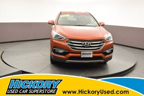 2017 Hyundai Santa Fe Sport for sale at Hickory Used Car Superstore in Hickory NC