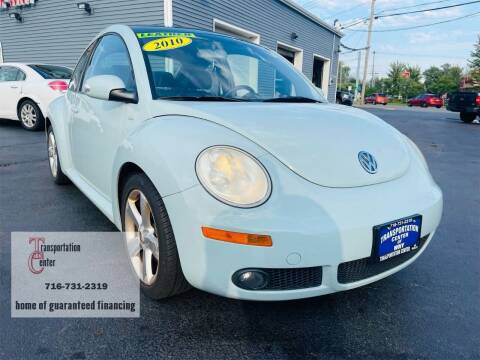 2010 Volkswagen New Beetle for sale at Transportation Center Of Western New York in Niagara Falls NY