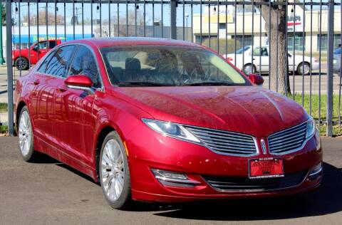 2013 Lincoln MKZ for sale at Avanesyan Motors in Orem UT