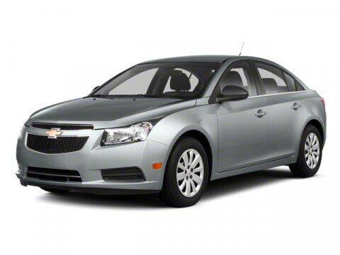 2013 Chevrolet Cruze for sale at NICKS AUTO SALES --- POWERED BY GENE'S CHRYSLER in Fairbanks AK