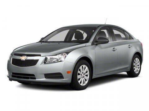 2013 Chevrolet Cruze for sale at Strosnider Chevrolet in Hopewell VA