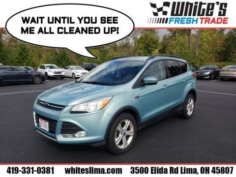2013 Ford Escape for sale at White's Honda Toyota of Lima in Lima OH