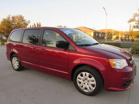 2014 Dodge Grand Caravan for sale at 2Win Auto Sales Inc in Oakdale CA
