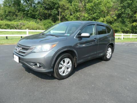 2012 Honda CR-V for sale at Woodcrest Motors in Stevens PA