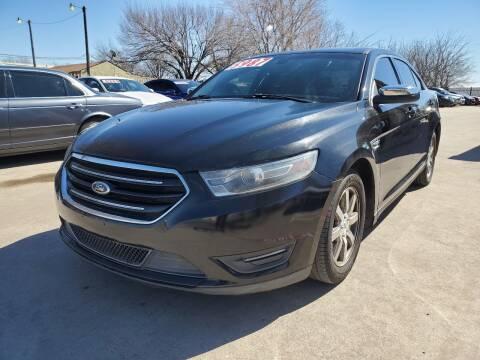 2013 Ford Taurus for sale at Star Autogroup, LLC in Grand Prairie TX