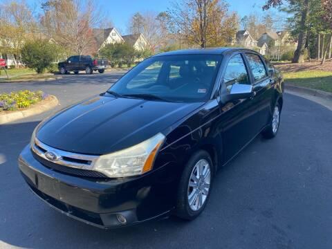 2010 Ford Focus for sale at Premier Auto Solutions & Sales in Quinton VA