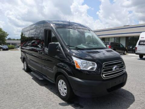 2019 Ford Transit Passenger for sale at AMS Vans in Tucker GA