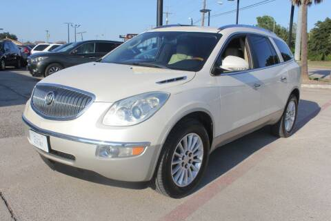 2012 Buick Enclave for sale at Flash Auto Sales in Garland TX