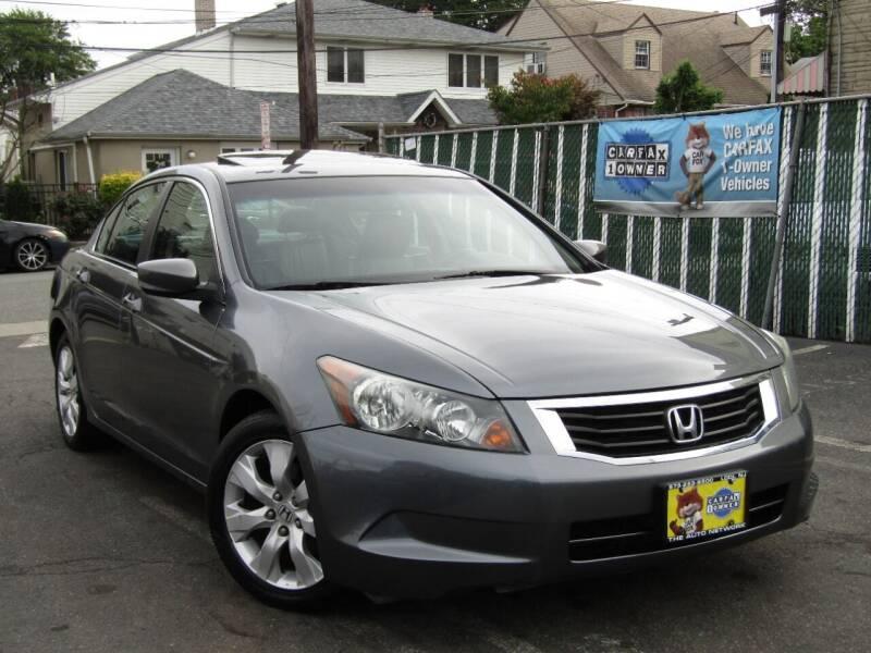 2010 Honda Accord for sale at The Auto Network in Lodi NJ