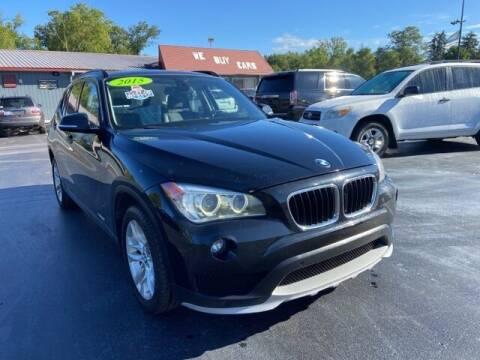 2015 BMW X1 for sale at Newcombs Auto Sales in Auburn Hills MI