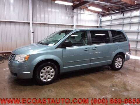 2009 Chrysler Town and Country for sale at East Coast Auto Source Inc. in Bedford VA