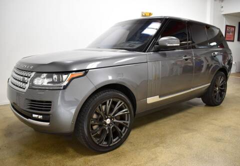 2016 Land Rover Range Rover for sale at Thoroughbred Motors in Wellington FL
