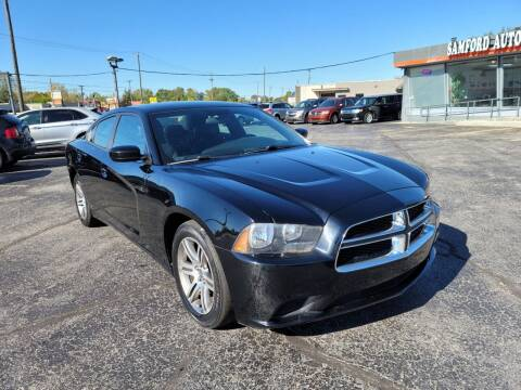 2013 Dodge Charger for sale at Samford Auto Sales in Riverview MI
