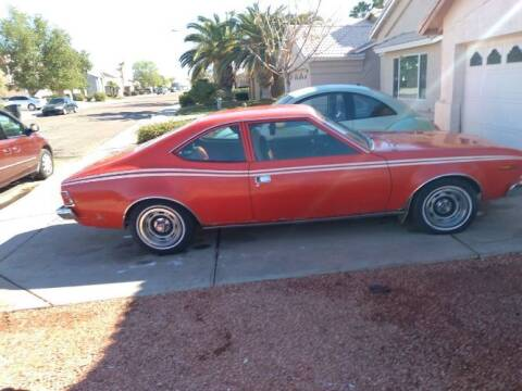 1973 AMC Hornet for sale at Classic Car Deals in Cadillac MI