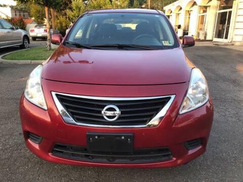 2012 Nissan Versa for sale at Advantage Motors in Newport News VA