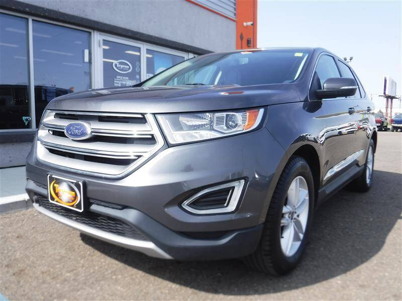 2015 Ford Edge for sale at Torgerson Auto Center in Bismarck ND