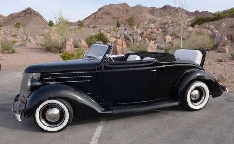 1936 Ford Cabriolet  for sale at Classic Car Deals in Cadillac MI