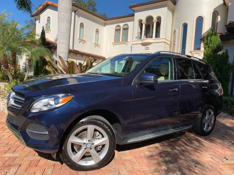 2017 Mercedes-Benz GLE for sale at Mirabella Motors in Tampa FL