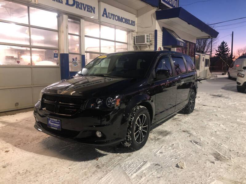 2019 Dodge Grand Caravan for sale at Jack E. Stewart's Northwest Auto Sales, Inc. in Chicago IL