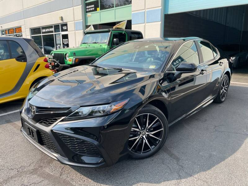 2021 Toyota Camry for sale at Best Auto Group in Chantilly VA