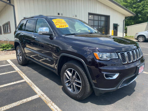 2019 Jeep Grand Cherokee for sale at Kubly's Automotive in Brodhead WI