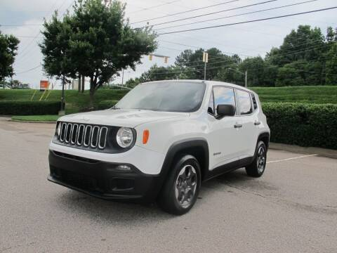 2015 Jeep Renegade for sale at Best Import Auto Sales Inc. in Raleigh NC