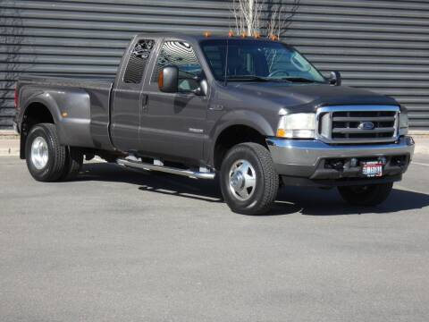 2003 Ford F-350 Super Duty for sale at Sun Valley Auto Sales in Hailey ID