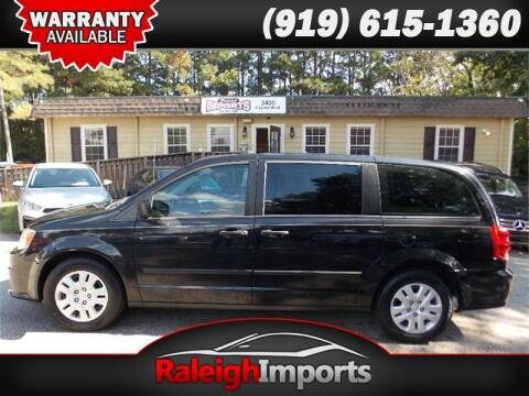 2014 Dodge Grand Caravan for sale at Raleigh Imports in Raleigh NC