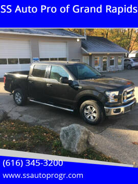 2015 Ford F-150 for sale at SS Auto Pro of Grand Rapids in Kentwood MI